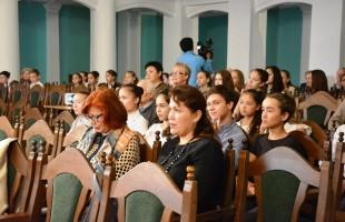 В Уфе состоялось открытие клуба филофонистов