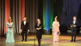 "25th anniversary of tatar theater ""Nur"""