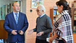Presentation of the club of philophonists took place in Ufa