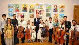Участники III Республиканского совещания по культуре посетили образовательные учреждения сферы культуры и искусства Уфы