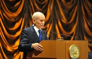 Рустэм Хамитов: «Башкортостан всегда был кузницей талантов, ярких самобытных артистов, коллективов»