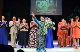 В Стерлитамаке отметили 70-летие народной артистки РБ Минисы Бакировой