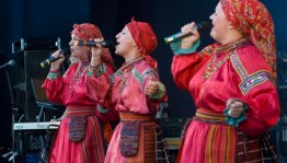 """Ivan Kupala"" - the headliner of the festival of arts ""Heart of Eurasia"""
