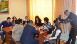 В Стерлитамакском башкирском театре  прошла пресс-конференция, посвященная премьере спектакля «Люксембургҡа барып ҡайтҡансы...»