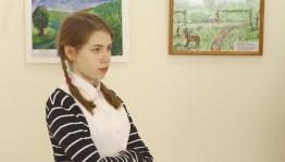 В Башкирском государственном художественном музее им. М.В. Нестерова состоялось открытие выставки «Руками ангелов»
