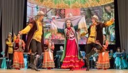 Фольклорный ансамбль песни и танца «Мирас» отмечает 25-летний юбилей со дня основания и 10-летие с момента присвоения статуса муниципального