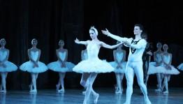 Сегодня в Уфе состоялся показ балета «Лебединое озеро» с участием приглашенных солистов Михайловского театра