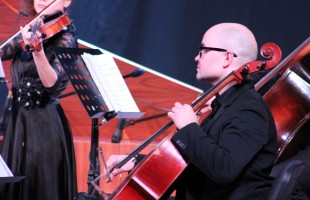 """The chamber ensemble """"Soloists of Tatarstan"""" performed in Ufa"""