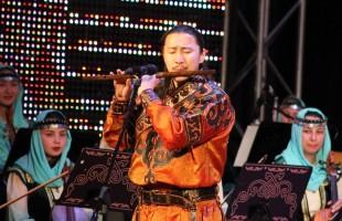 Международный фестиваль этнических духовых инструментов «Музыка, рождённая ветром» завершился грандиозным гала-концертом