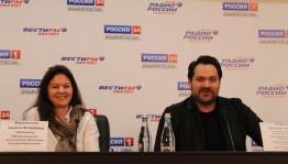 Звезда мировой оперы Ильдар Абдразаков накануне I Международного музыкального фестиваля пообщался с журналистами