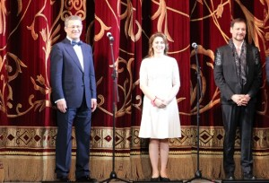 For the first time, the Ball of Little Princesses was held at the Bashkir State Theater of Opera and Ballet