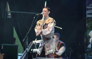 Грандиозный фестиваль искусств «Сердце Евразии» в столице Башкортостана завершился ярким проектом «UFA - Kuraifest»