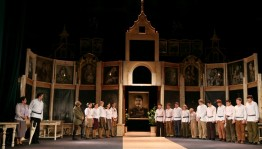 Молодёжный театр посвятит вечер памяти жертв крушения ТУ-154