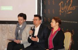 В завершение фестиваля «Уфа.Nureev» состоялось открытие хореографической мастерской «Rudi dance lab»