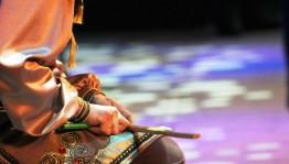 В Уфе состоялся грандиозный концерт курая с Национальным симфоническим оркестром РБ