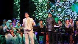 В Уфе состоялся юбилейный вечер баяниста-виртуоза Халита Фатихова