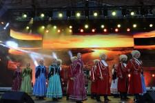 """Фестиваль """"Сердце Евразии - 2019"""": Этноночь. """"Песни России"""". Би-2"""