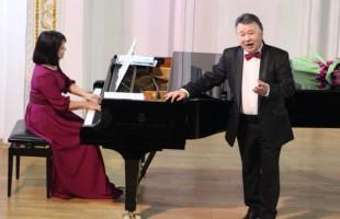 Vakhit Khyzyrov celebrated the 25th anniversary of creative activity