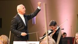 "In Ufa the third festival ""Vladimir Spivakov invites ..."" started"