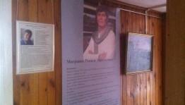 В Мемориальном Доме-музее А.Э.Тюлькина проходит персональная выставка живописца Рамиля Мигранова
