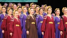 "Siberian Choir opens ""Voice of Russia"" festival in Ufa"