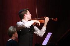 II Международный конкурс скрипачей Владимира Спивакова