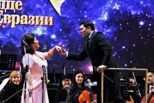 """Фестиваль """"Сердце Евразии - 2018"""": Симфоническая ночь НСО РБ."""