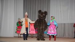 В Мишкинском районном Дворце культуры состоялся праздник «Маска пайрем»