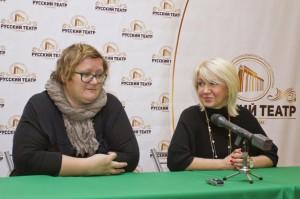 В Стерлитамакском русском драматическом театре состоялась пресс-конференция по случаю открытия сезона