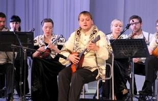 В Уфе состоялся концерт Государственного академического русского народного ансамбля «Россия» имени Людмилы Зыкиной