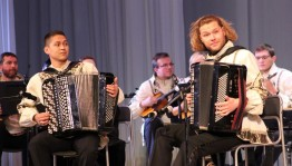 """A concert of the State Academic Russian Folk Ensemble """"Russia"""" of Lyudmila Zykina took place in Ufa"""