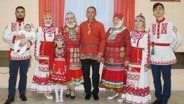 В Кармаскалинском районе прошёл зональный тур фестиваля национальных культур «Семья – счастливая планета»