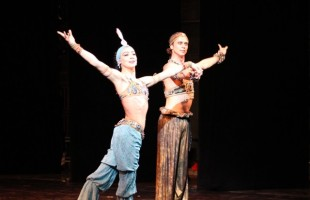 A gala concert of the St. Petersburg Seasons festival was held in Ufa with the participation of world ballet stars
