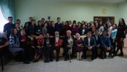 Башҡортостан Яҙыусылар союзында яҙыусы Әсләм Арыҫлановтың 80 йәшлек юбилей кисәһе үтте
