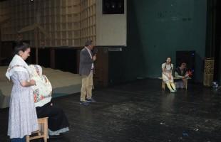 В Салаватском башдрамтеатре полным ходом идет подготовка к премьере