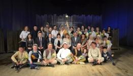 The collective of Bashkir drama theater SGTKO closed its creative season