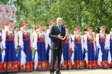 """Международный фестиваль национальных культур """"Бердэмлек - Содружество"""" - 2017"""