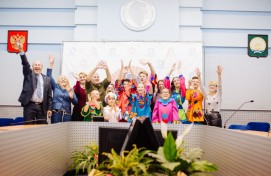 «Театраль Волга буйы» фестиваленең йомғаҡтары: Межгорье ҡалаһы коллективы республикабыҙға еңеү килтерҙе