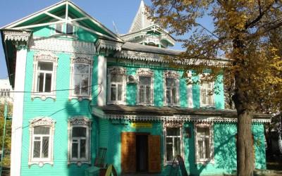 Загородный дом Костериных («Петушок»)