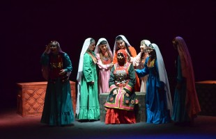 Theatrical decade continues in Ufa