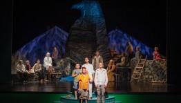 Детская студия «Арлекин» открыла сезон спектаклем «Таганок» по повести Мустая Карима