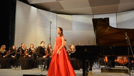 "The National Symphony Orchestra presented a new project ""Young Talents of Bashkortostan"""