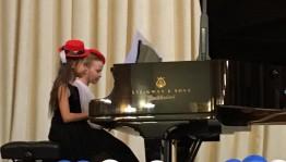 В Салаватской детской музыкальной школе юных талантов В.Т. Спивакова состоялся выпускной концерт