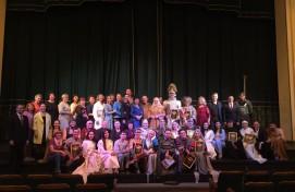 Башкирский театр драмы им.М.Гафури закрыл 99-й творческий сезон и открыл летний