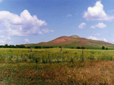 Гора Балкан-Тау