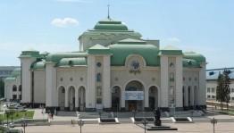 The M.Gafuri Bashdram Theater opens the new 98th creative season