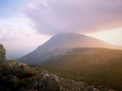Гора Большой Шелом