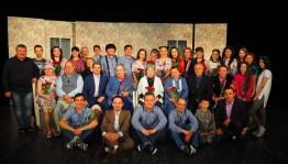 В Салаватском башкирском драматическом театре закрыли 75-й театральный сезон