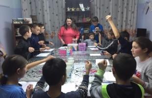 Студенты и преподаватели Колледжа им.С.Низаметдинова выступили в Учалинском детском доме
