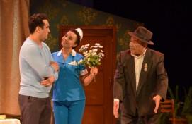 """В Стерлитамакском театрально-концертном объединении состоялась премьера комедии """"Ох, уж эти влюбленные!"""""""